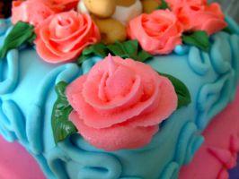 My Frosting Rose by aakahasha