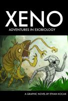 Cover Concept for XENO by neotonic