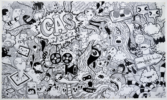 Doodle: Blow Your Mind by LeiMelendres