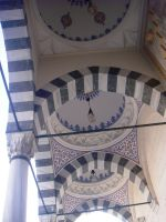 Entrance of Tokyo mosque by plainordinary1