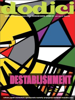 dodici - 2011 december issue by dodicimagazine