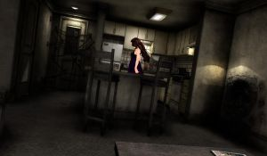 MMD Stage Silent Hill 4 Room302 DL by Clonesaiga