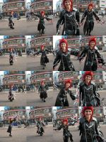 Axel Montage by KellyJane