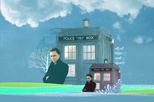 Tom Hiddleston as the 12th Doctor - Wallpaper 1 by criminal-who
