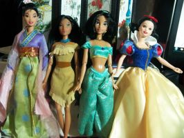 My Disney Princess Collection by kyo37895