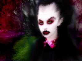 Portrait of a Dead Countess by ameliarose