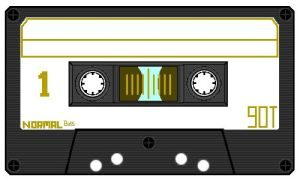 Cassette tape by 60512