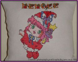 Cross Stitch     Memole by lamu1976