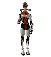 Mordin Foundation Armour by Padme4000
