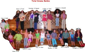 Total Drama Barbie by alaskan30