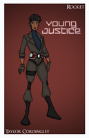 Rocket - Young Justice by Femmes-Fatales