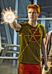 Robbie Amell Firestorm Concept by M0rden