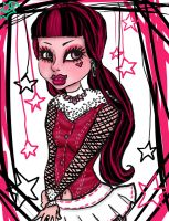 Draculaura by AliceInPirateland