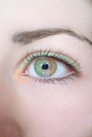 Irish Eye by Jayddeeenn