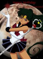 Sailor Pluto Gift by BrokenSilhouette77