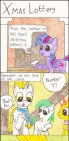 Xmas Lottery by Greattie