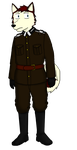 Lieutenant Thomas Rowley- Officer Uniform by CuchulainnsSickbed