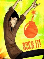 ROCK IT by JackxTessa