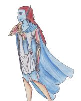 Son of a warrior by nikkirock211