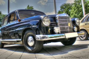 Mercedes Benz HDR by gogo100878