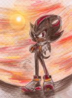 Shadow the Hedgehog by Emy-san