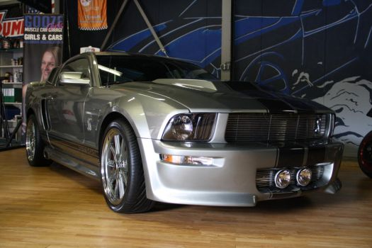 Ford Mustang Shelby GT500 by Patatje36