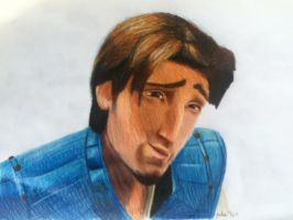 Flynn Rider - The Smolder by Shuploc