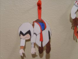 Paper Altair by Invader-Shi