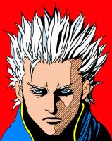 Vergil Devil may cry by scorpion1069