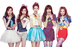 +SNSD Png by CocoBenymon