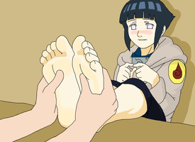 Hinata made me break the promise! by BoneBoneKing