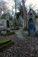 Pere-Lachaise Cemetery 03 by lallirrr-photography