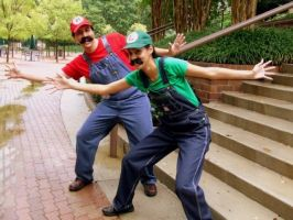 DO THE MARIO by livvylove2000