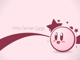 Kirby Canvas Curse Wallpaper by BlakliteGraphics