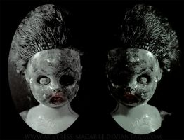 Doll Face. by mistress-macabre