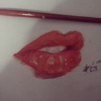 Lips by dreamstream9