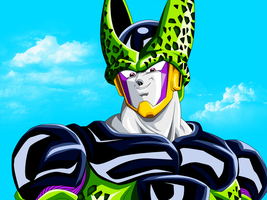 Scene Cell Saga Style KAI 3 FULL by Seiya-Dbz-Fan