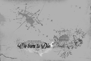 WeBornToDie! Textura! by MonstersOnTheField