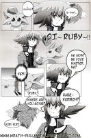 Paralyzed Love Doujinshi -Meeting Part 1 REQUESTED by wrath-fullmetal