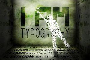I AM TYPOGRAPHY-so are you by ryujin2490