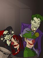 Riddle Me This by BlitheFool