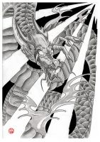 Dragon 4 by Laranj4