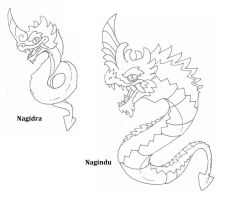 Nagas by MetalReaper
