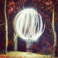 Light Painting Dome by ffar02