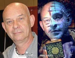 Pinhead - Comparison by ChrisLeroux