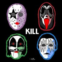 Killer Kiss Cover by Talisac74