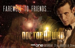 Doctor Who series 7 Teaser Poster by BrotherTutBar