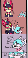 Another fangirl turn down by BeLeaf