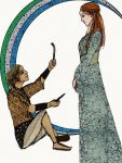 One for me and one for you by aynawiseone
