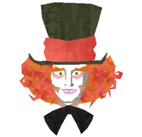 mad hatter by Was-Is-Willbe